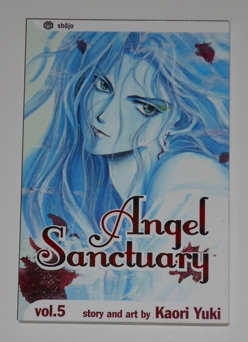 Angel sanctuary vol. 5