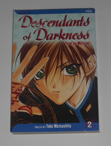 Descendants of darkness vol. 2