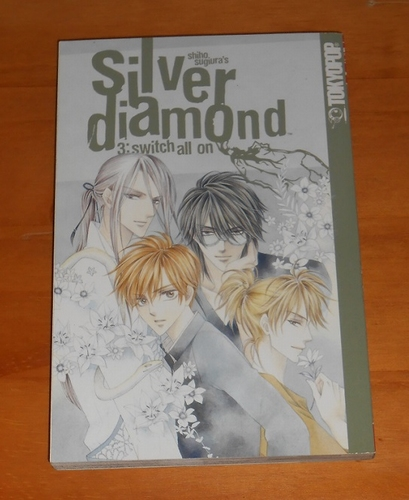Silver diamond vol. 3