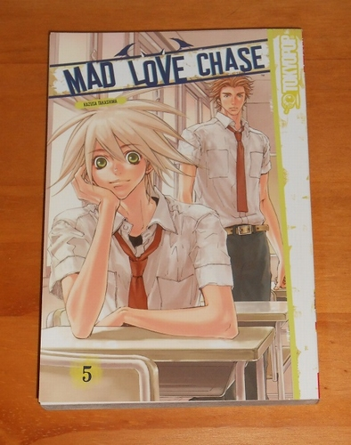 Mad love chase vol. 5