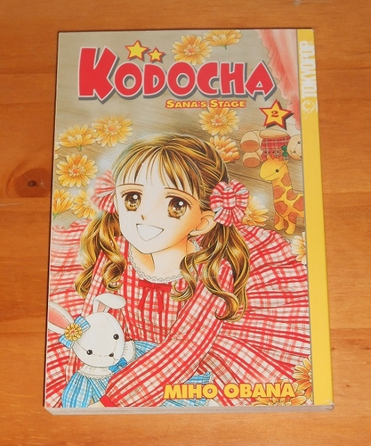 Kodocha vol. 2