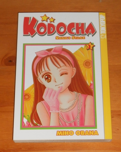 Kodocha vol. 3