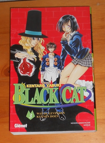 Black cat deel 3