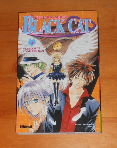 Black cat deel 4