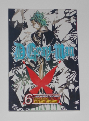 D. Grayman vol. 6