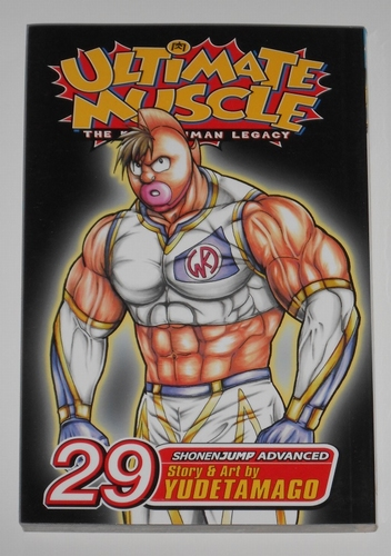 Ultimate muscle vol. 29