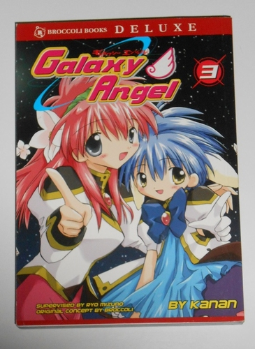 Galaxy angel vol. 3