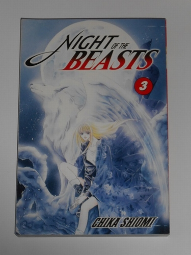 Night of the beasts vol. 3