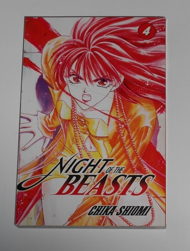 Night of the beasts vol. 4