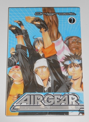 Air gear vol. 7