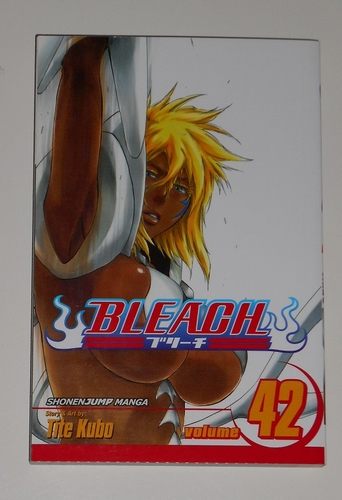Bleach vol. 42