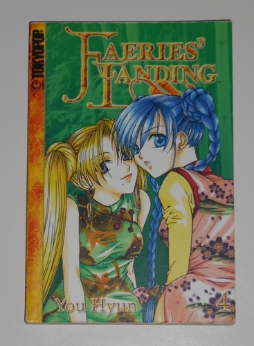 Faeries landing vol. 4