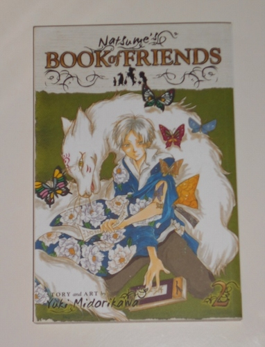 Book of friends vol. 2