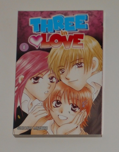 Three in love vol. 1