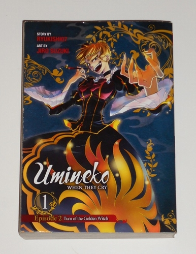 Umineko when they cry vol. 3