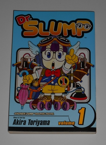 Dr Slump vol. 1