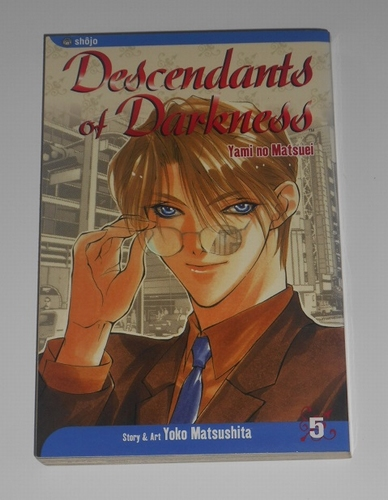 Descendants of darkness vol. 5