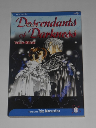 Descendants of darkness vol. 8