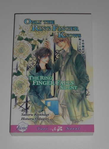 Only the ringfinger knows vol. 3 (novel)
