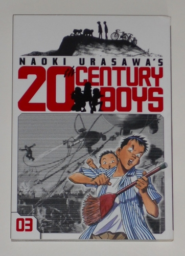 20th century boys vol. 3