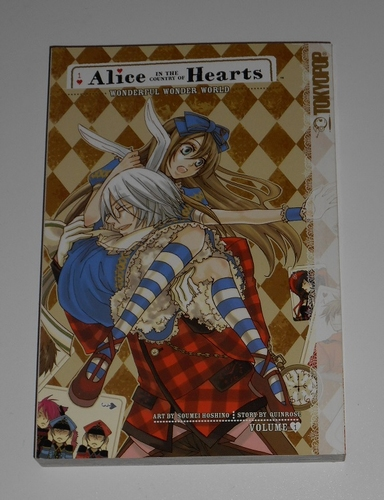 Alice in the country of hearts vol. 1