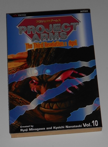 Project arms vol. 10