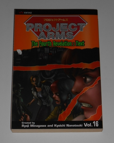 Project arms vol. 16