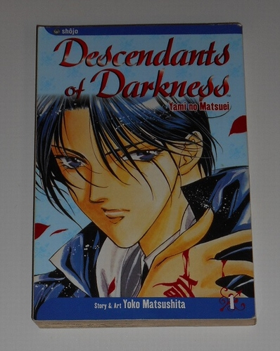 Descendants of darkness vol. 1
