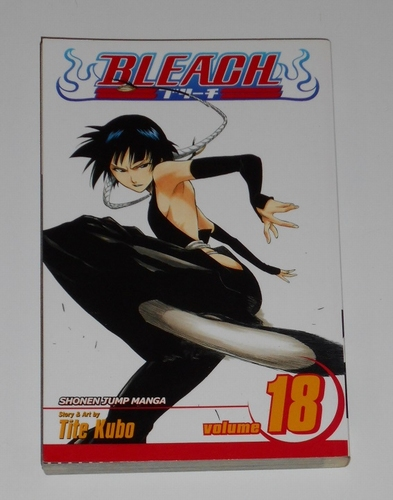 Bleach vol. 18