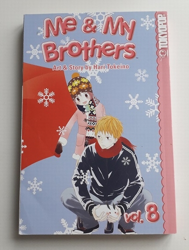 Me& my brothers vol. 8