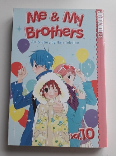 Me& my brothers vol. 10