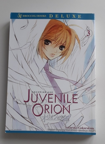Juvenile orion vol. 3
