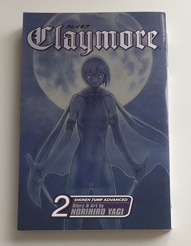 Claymore vol. 2