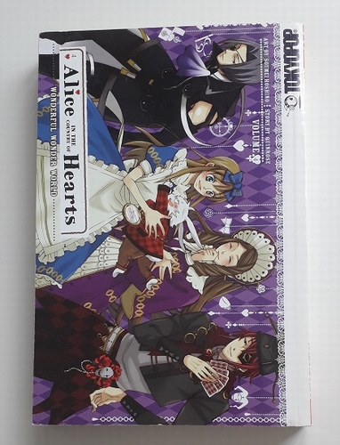 Alice in the country of hearts vol. 4