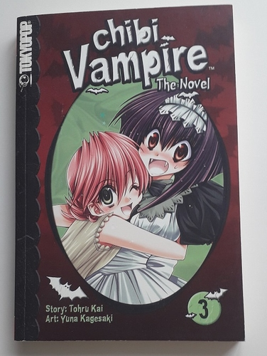Chibi vampire the novel vol. 3