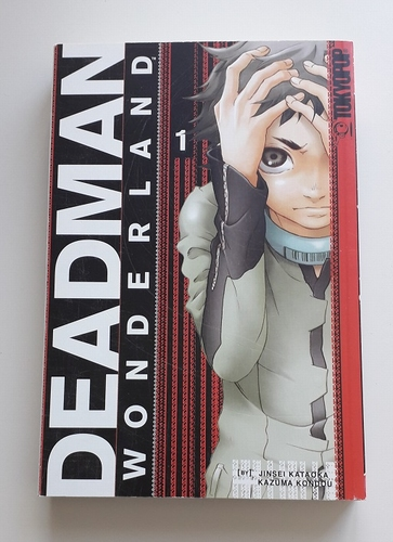 Deadman wonderland vol. 1