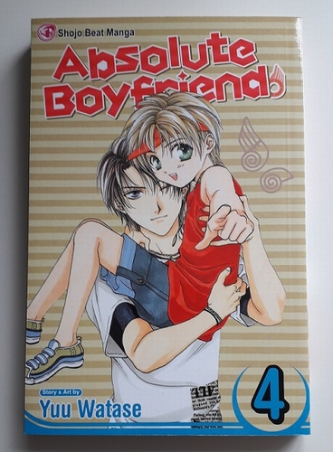 Absolute boyfriend vol. 4