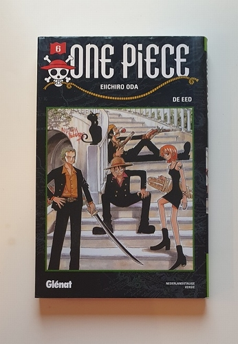 One piece deel 6