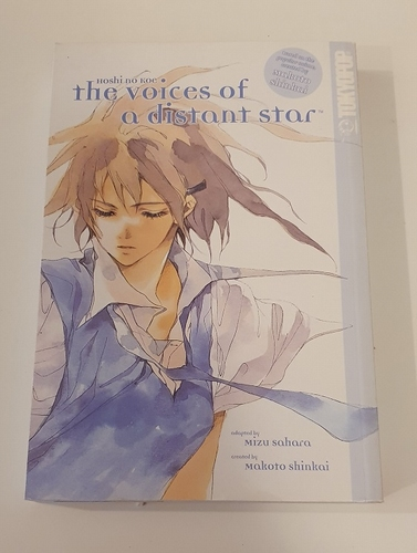 The voices of a distant star (B)