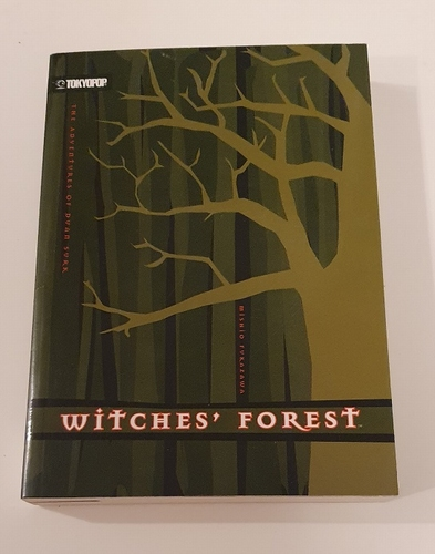 Witches' forest novel (A)