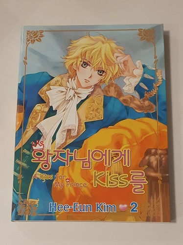 A kiss for my prince vol. 2